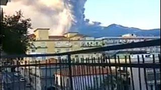 زلزال بقوة 4.8 درجة يضرب صقلية الإيطالية وإصابة عدد من الأشخاص
