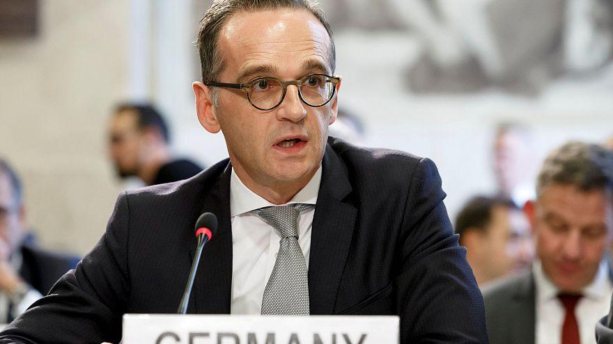 INF-Vertrag: Maas spricht sich gegen eine neue atomare Aufrüstung aus