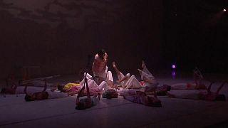 Bailarines con discapacidad protagonizan un emotivo espectáculo en Venezuela
