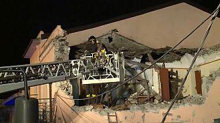 Diez heridos en un terremoto de magnitud 4,8 en Catania