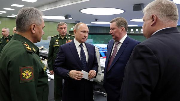 روسیه موشک فراصوت جدید خود را آزمایش کرد