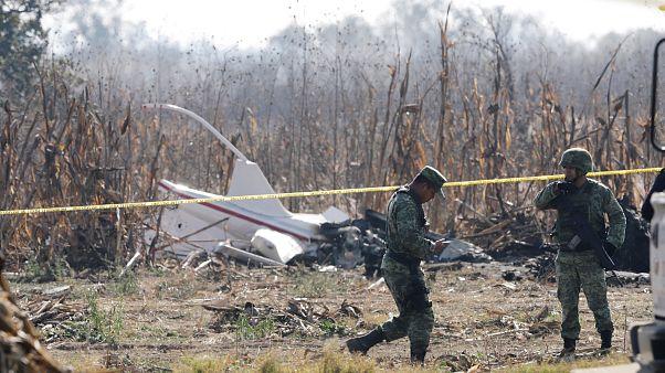 Μεξικό: Βοήθεια από το εξωτερικό για το αεροπορικό δυστύχημα