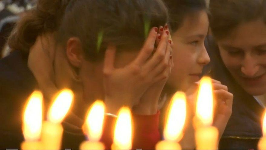 مصر: الكاثوليك يحتفلون بعيد الميلاد