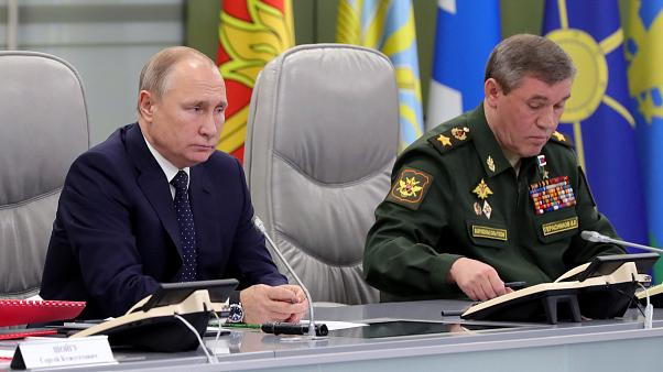 Başkan Putin'in 'hiçbir ülkede yok' dediği hipersonik Avangard füze testi başarılı bitti