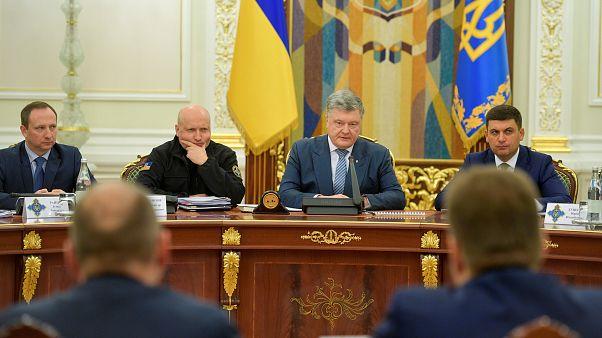 Fin de la loi martiale en Ukraine