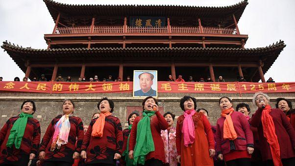 دانشجوی چینی که میخواست تولد مائو را جشن بگیرد بازداشت شد
