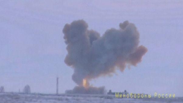 """Russland testet Hyperschall-Rakete: """"Avangard"""" 2019 einsatzbereit"""