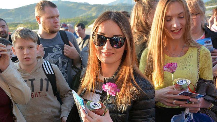 Rus turistlerin 2018 gözdesi Türkiye oldu