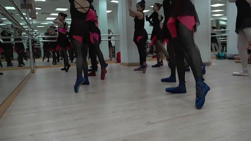 Хорошему танцору и туфли помогают