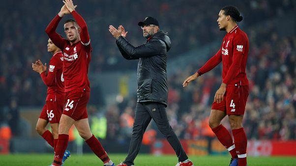 ليفربول يسحق نيوكاسل بنتيجة كبيرة ويتابع الموسم من دون أي خسارة