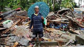 Chuva ameaça zonas mais afetadas pelo tsunami