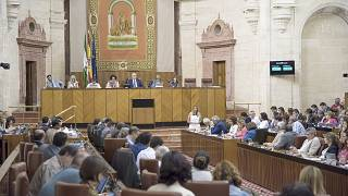 Sigue en directo la elección de la Presidencia del Parlamento de Andalucía