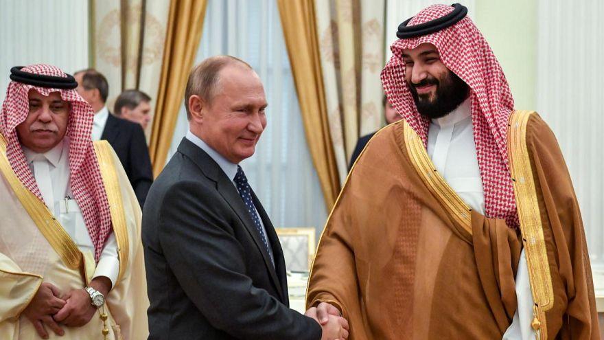 Rusya'dan ABD'ye Prens Selman uyarısı: Taht sırasına karışmayın