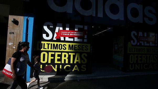 زن ربوده شده آرژانتینی پس از سه دهه پیدا شد