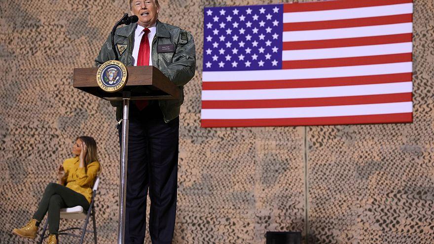 ترامب يوجّه الدعوة لرئيس الوزراء العراقي عبد المهدي لزيارة واشنطن