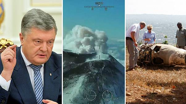 Russia missile launch; Athens blash; and Indonesia volcano fears: Five stories to know about today