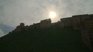 Цитадель Алеппо открылась после реконструкции