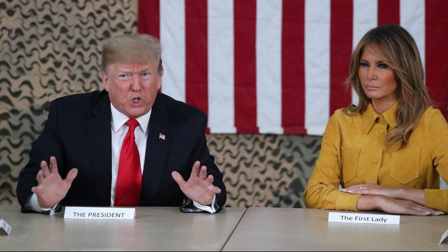 انتقاد رهبران عراق از سفر ترامپ: دوران اشغال گذشته است