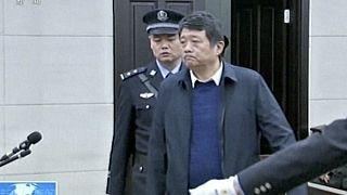 رئیس سابق سرویس جاسوسی چین به جرم فساد به زندان ابد محکوم شد