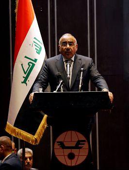 (Thaier al-Sudani / Reuters)