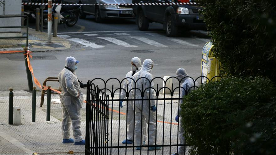 یونان؛ انفجار بمب دست ساز مقابل کلیسا دو زخمی برجا گذاشت