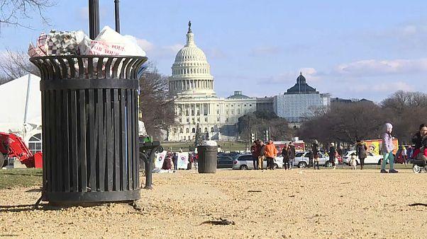 Os efeitos da paralisação parcial do governo dos EUA