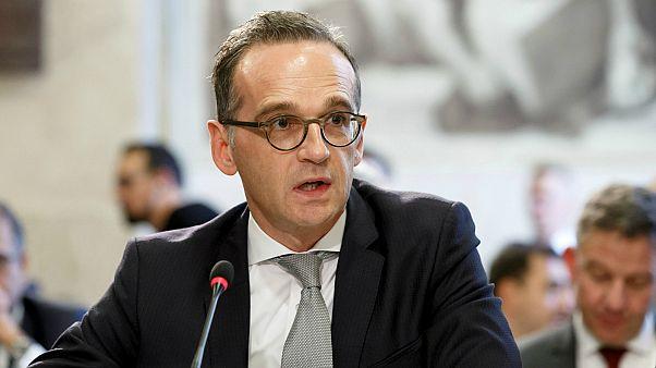 وزير خارجية ألمانيا هايكو ماس