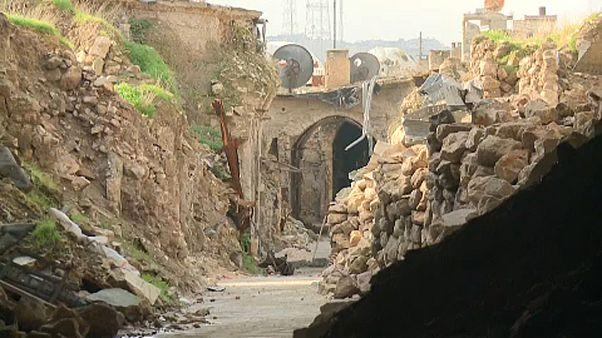 Weltkulturerbe: Zitadelle von Aleppo ist wieder für Besucher offen