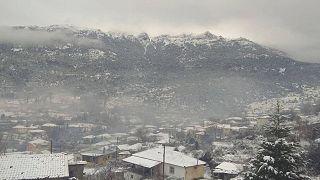 Ισχυρός παγετός και θερμοκρασίες κοντά στους -10 βαθμούς Κελσίου