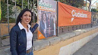 Marta Bosquet lidera parlamento da Andaluzia