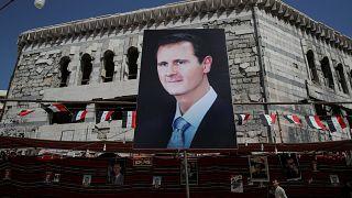 بازگشایی سفارت امارات در سوریه