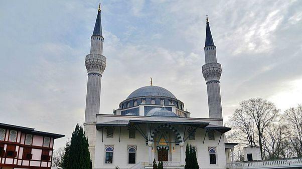Sehitlik Mosque, Berlin, Germany