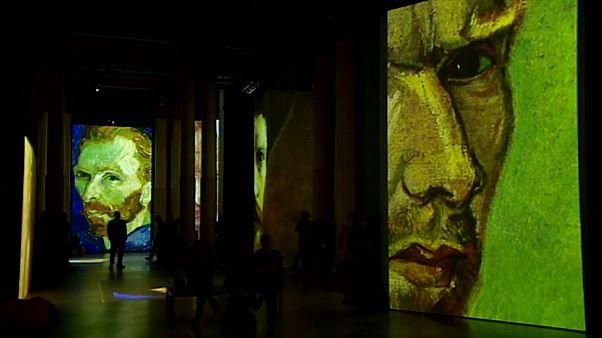 Van Gogh para todos los sentidos