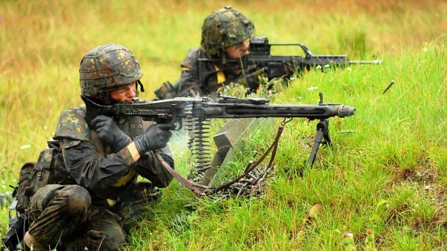 El Ejército alemán podría reclutar ciudadanos de la UE