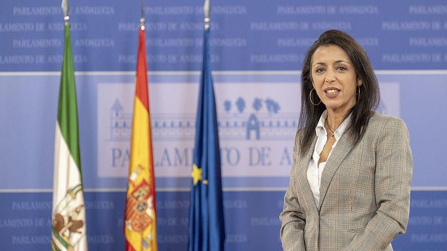 Marta Bosquet, Presidenta del Parlamento de Andalucía