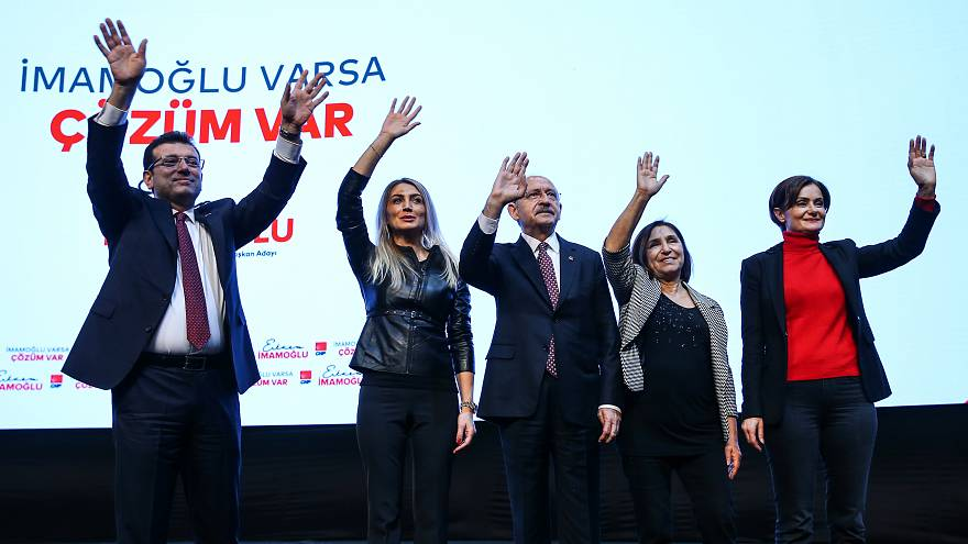 Video   CHP adayı İmamoğlu: İstanbul hayat kalitesini mahveden bir kabusa dönüştü