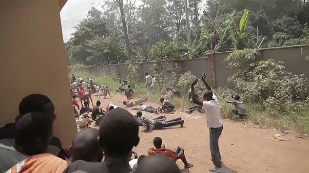 فرار24 مريضاً من مركز لعلاج الإيبولا بعد أن اقتحمه محتجون في الكونغو