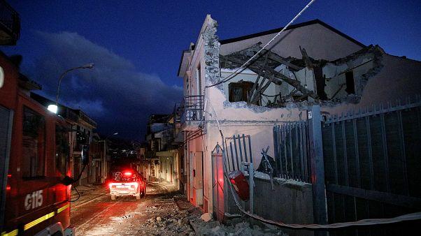 Wie der Vulkan Ätna das Leben der Sizilianer immer noch beeinträchtigt