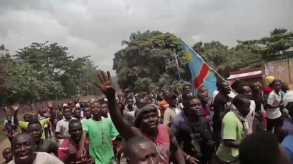 Протесты в ДРК