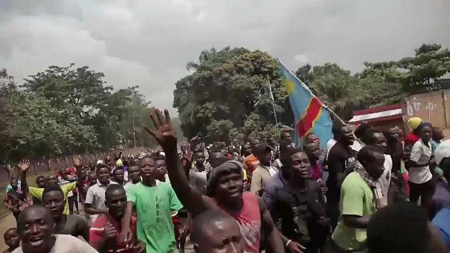 Huelga general contra Kabila