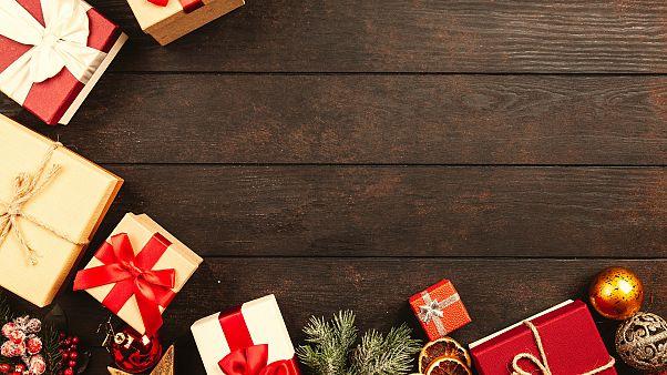 Noel Bayramı hediyesi