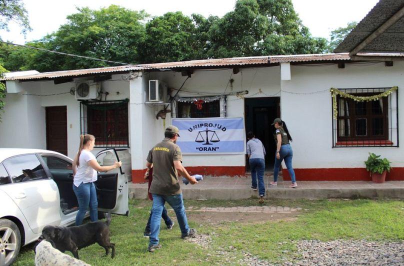 Gendarmería Nacional de Argentina