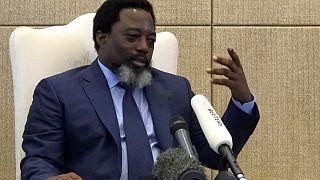 Joseph Kabila, presidente de la República Democrática del Congo