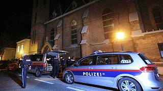 Manhunt on in Vienna after five monks assaulted, held captive in church