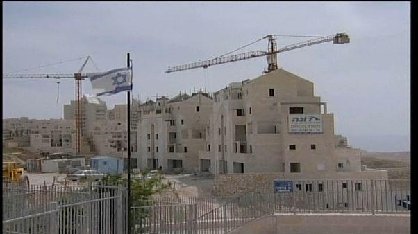 En 2018, Israel ha licitado más colonias que en los últimos 16 años