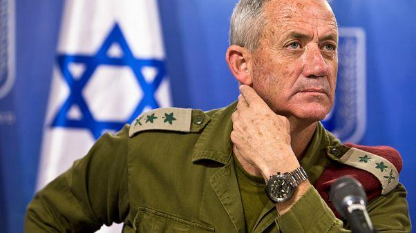 İsrail Eski Genelkurmay Başkanı parti kurdu: Netanyahu'nun en büyük rakibi