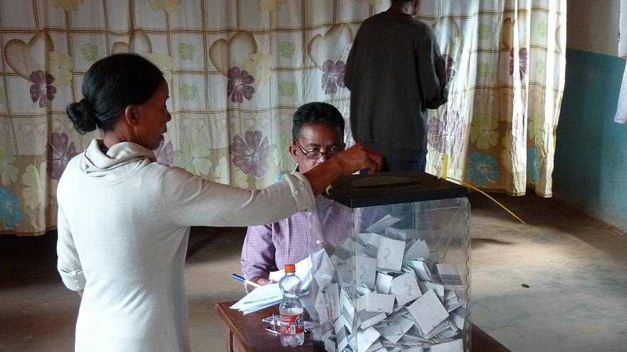 Madagaskar: Rajoelina gewinnt Präsidentenwahl - Streit um Ergebnis