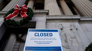 Amerikan Federal Hükümeti 2019'a kapalı girecek