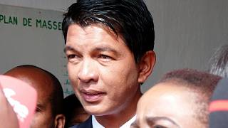 Andry Rajoelina proclamé vainqueur de la présidentielle malgache