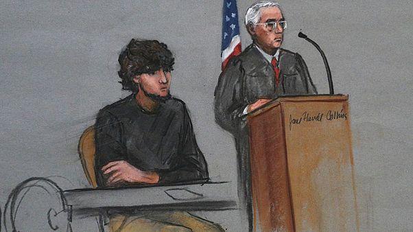 İdam cezasına çarptırılan Boston maratonu saldırganı temyize başvurdu